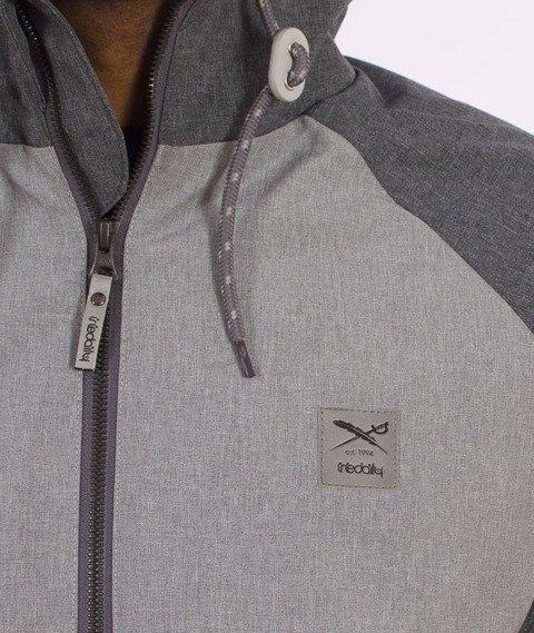 Iriedaliy-Another Flag Jacket Kurtka Charcoal Mel.