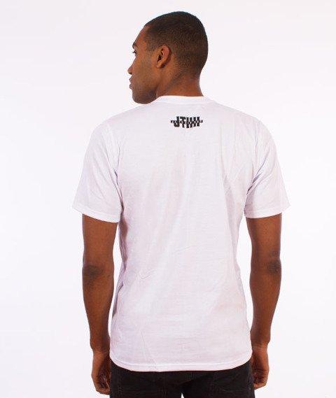 JTHH-Ja To Hip Hop T-shirt Biały