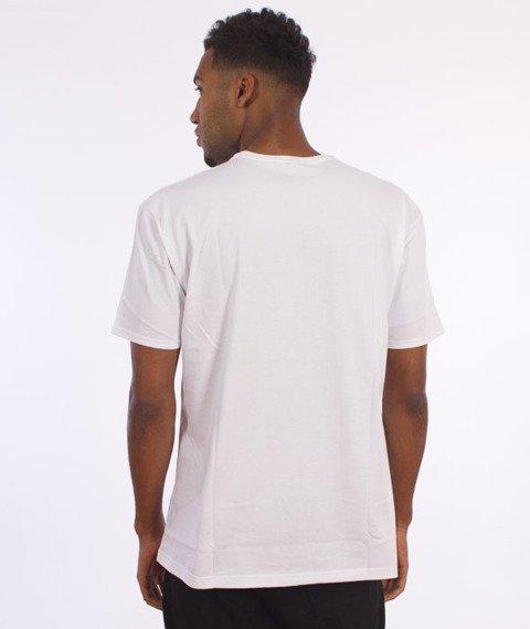 JWP-Trash T-shirt Biały