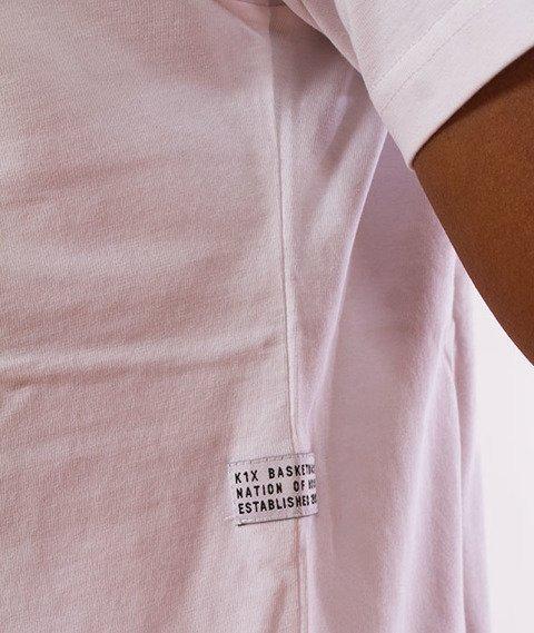 K1X-Hoop Love T-Shirt Biały