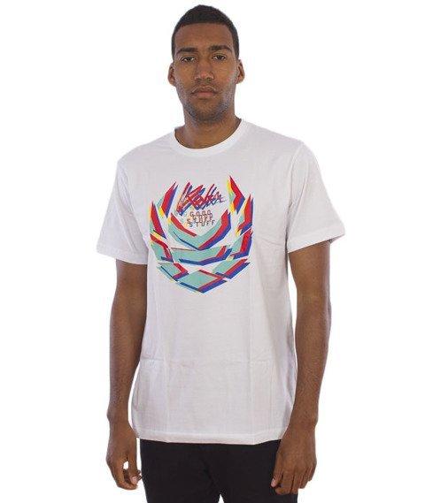 Koka-Blurry T-Shirt Biały