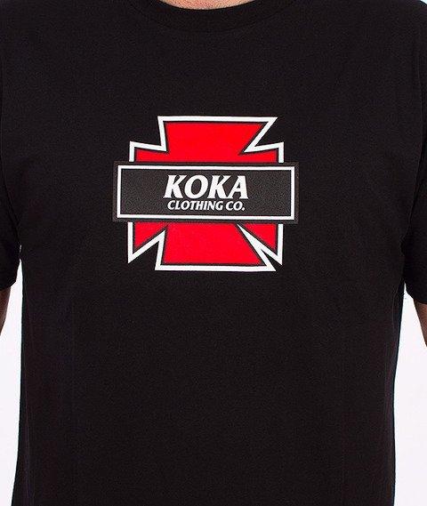 Koka-Indy T-Shirt Czarny