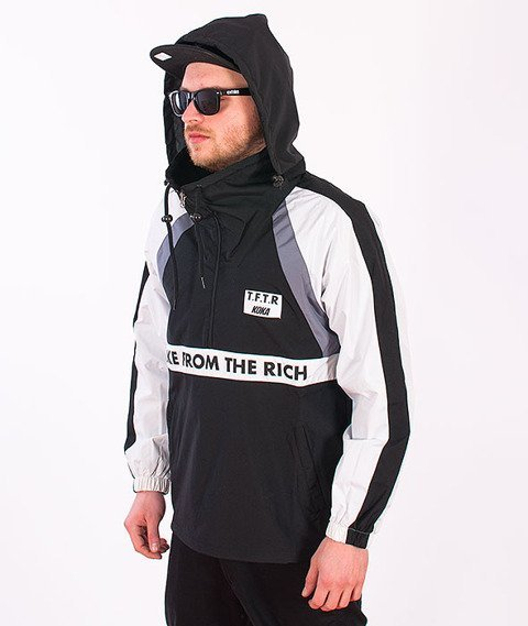Koka-TFTR Respect Kurtka Black/White