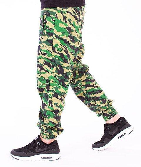 Koka-Wrong Fully Naked Camo Jogger Green