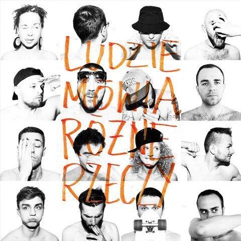 Kuba Knap-Ludzie Mówią Różne Rzeczy CD
