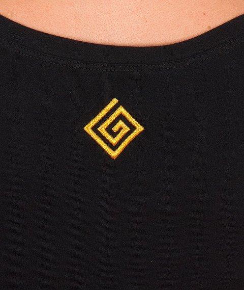 Labirynt-Klucze T-shirt Czarny