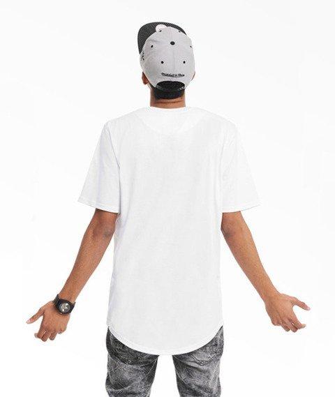 Lucky Dice-Basic Long T-shirt Biały