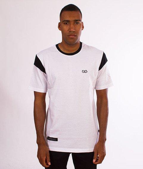 Lucky Dice-Nine Letters T-shirt Biały