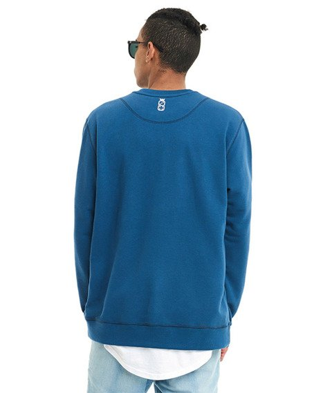 Lucky Dice-Simple Dice RND Bluza Niebieska