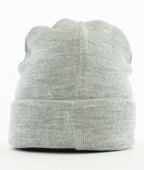 Lucky Dice-Winter Hat Beanie Szary