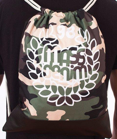 MASS-Base Gym Bag Worek Camo