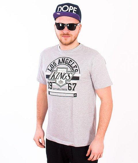 Majestic-Los Angeles Kings T-shirt Grey