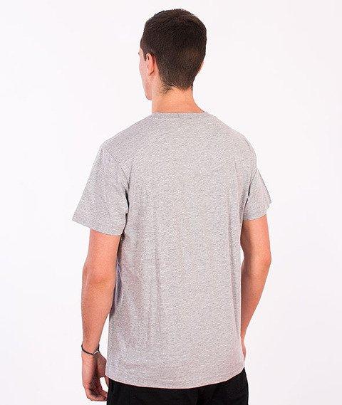 Majestic-Milwaukee Brewers T-shirt Grey