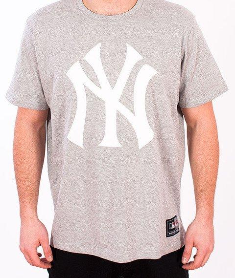 Majestic-New York Yankees T-shirt Grey