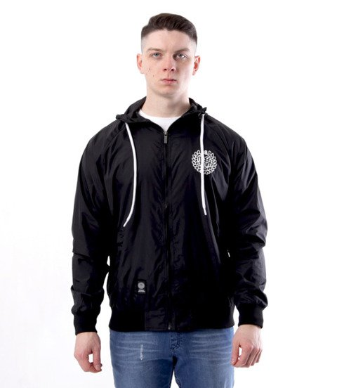 Mass-Base Jacket Czarna