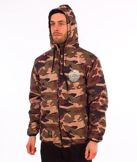 Mass-Base Jacket Kurtka Jesienna/Zimowa Woodland Camo