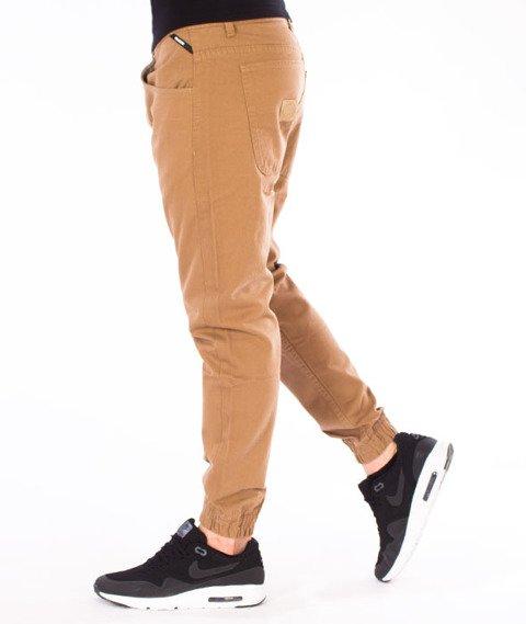 Mass-Base Jogger Pants Sneaker Fit Spodnie Beżowe