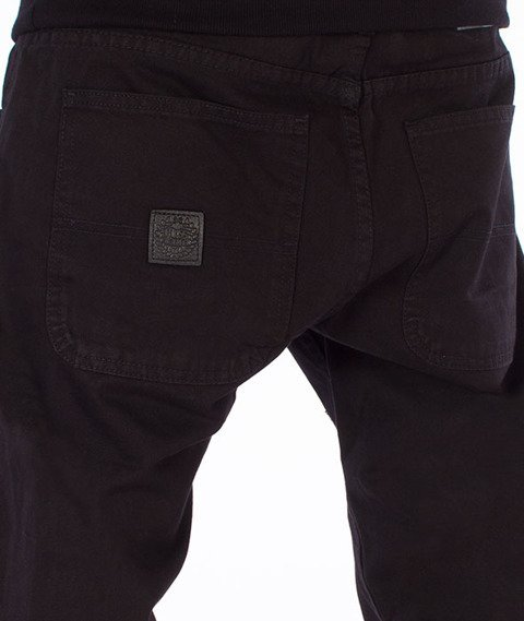 Mass-Base Jogger Pants Spodnie Czarne