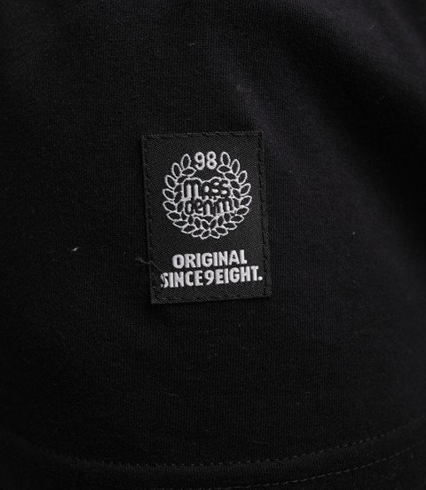 Mass Base T-Shirt Czarny