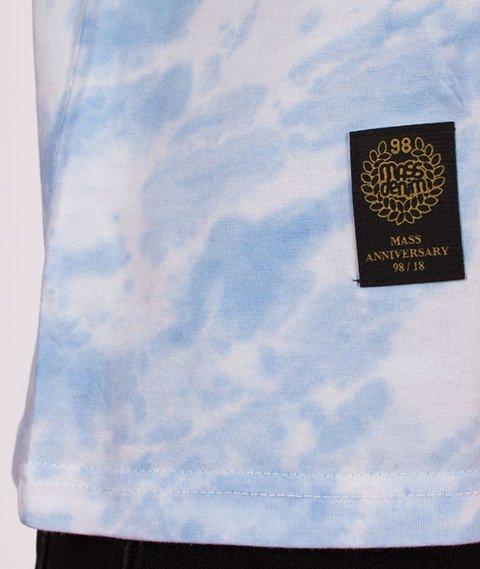 Mass-Base T-Shirt Tie Dye White