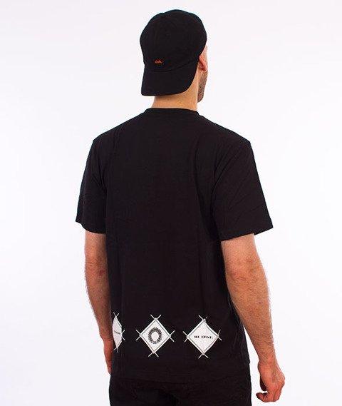 Mass-Boss T-shirt Czarny