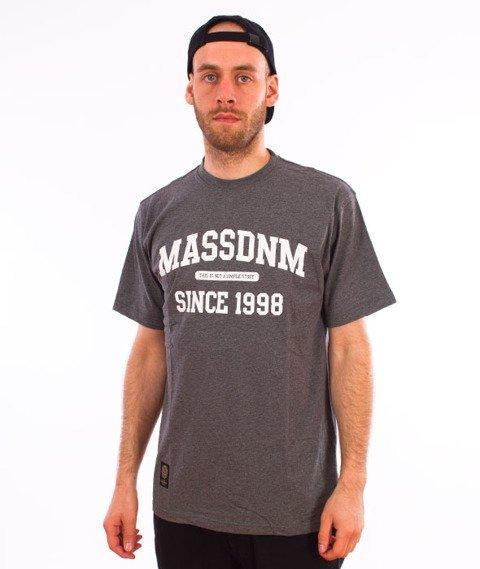 Mass-Campus T-Shirt Dark Heather Grey
