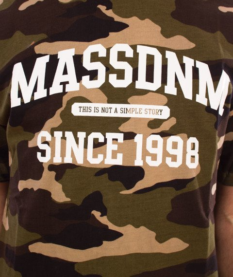 Mass-Campus T-shirt Camo