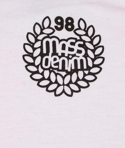Mass-Chapters T-Shirt Biały