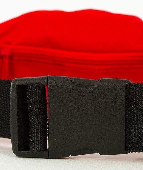 Mass-Classic Cut Hip Case Nerka Czerwona/Bordowa
