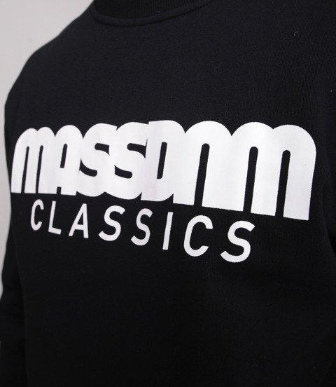 Mass CLASSICS Bluza Czarny
