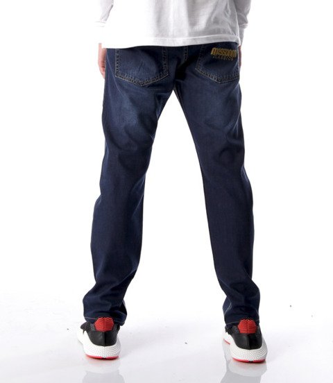 Mass Classics Jeans Straight Fit Dark Blue
