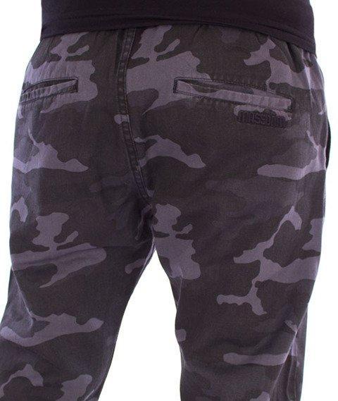 Mass-Classics Jogger Pants Spodnie Black Camo