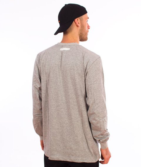 Mass-Classics Longsleeve Light Heather Grey