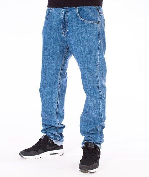 Mass-Classics Straight Fit Jeans Light Blue