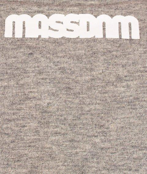 Mass-Classics T-shirt Light Heather Grey