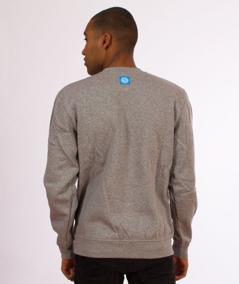 Mass-Creator Bluza Light Heather Grey