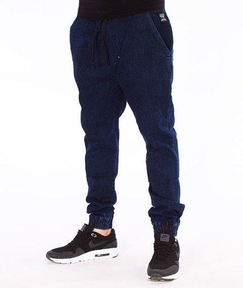 Mass-Drip Top Jogger Spodnie Rinse