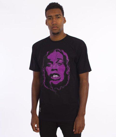 Mass-Harlem Legend T-Shirt Czarny