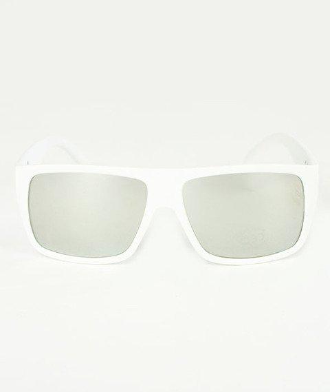 Mass-Icon Sunglasses Okulary Przeciwsłoneczne Matte White