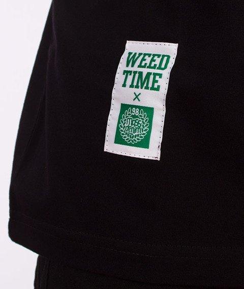 Mass-Inside T-shirt Czarny