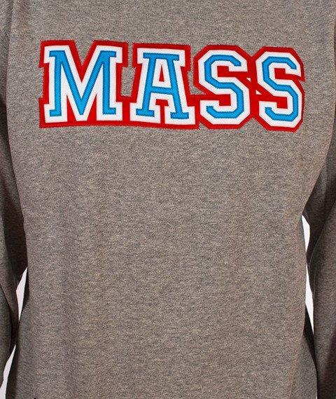 Mass-Liberty Bluza Light Heather Grey