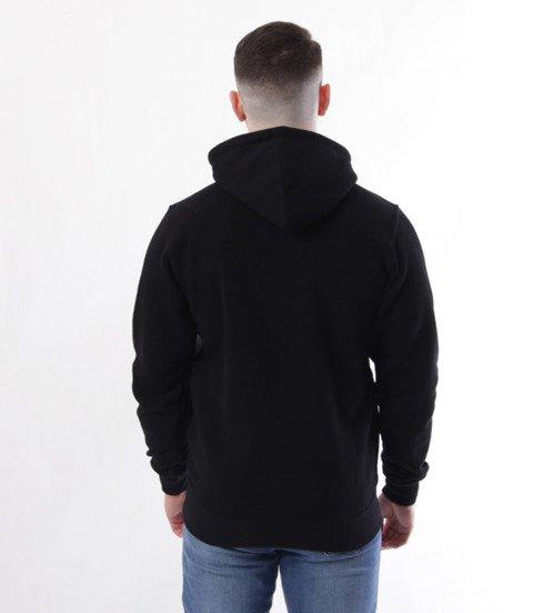 Mass-Mass-  bluza Sweatshirt Separate Hoody Czarna