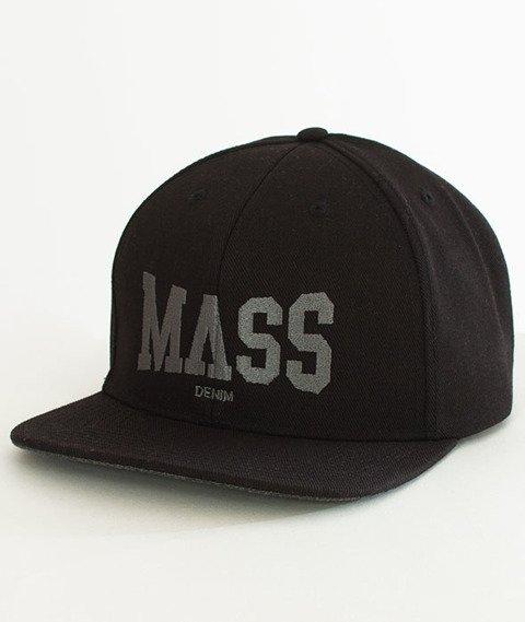 Mass-Master Snapback Czarny