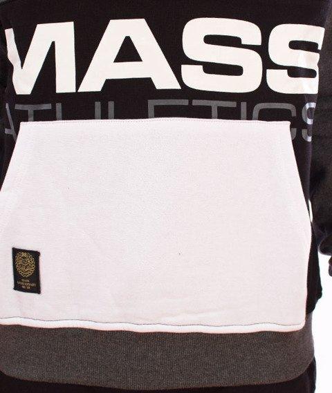 Mass-Meeting Bluza Kaptur Black