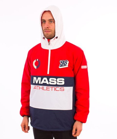 Mass-Meeting Jacket Red