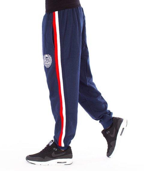 Mass-Oblique Spodnie Dresowe