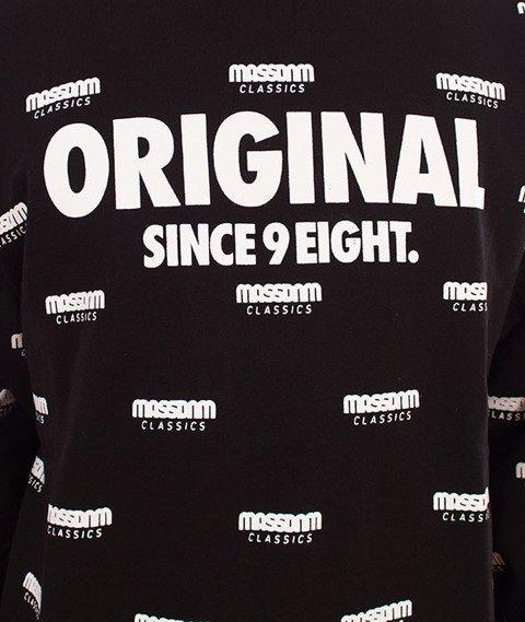 Mass-Original Bluza Black
