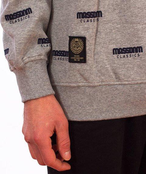 Mass-Original Bluza Light Heater Grey