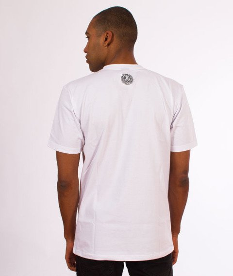 Mass-Painter T-Shirt Biały