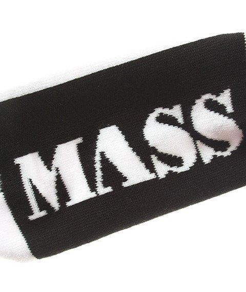 Mass-Plate Skarpetki Białe
